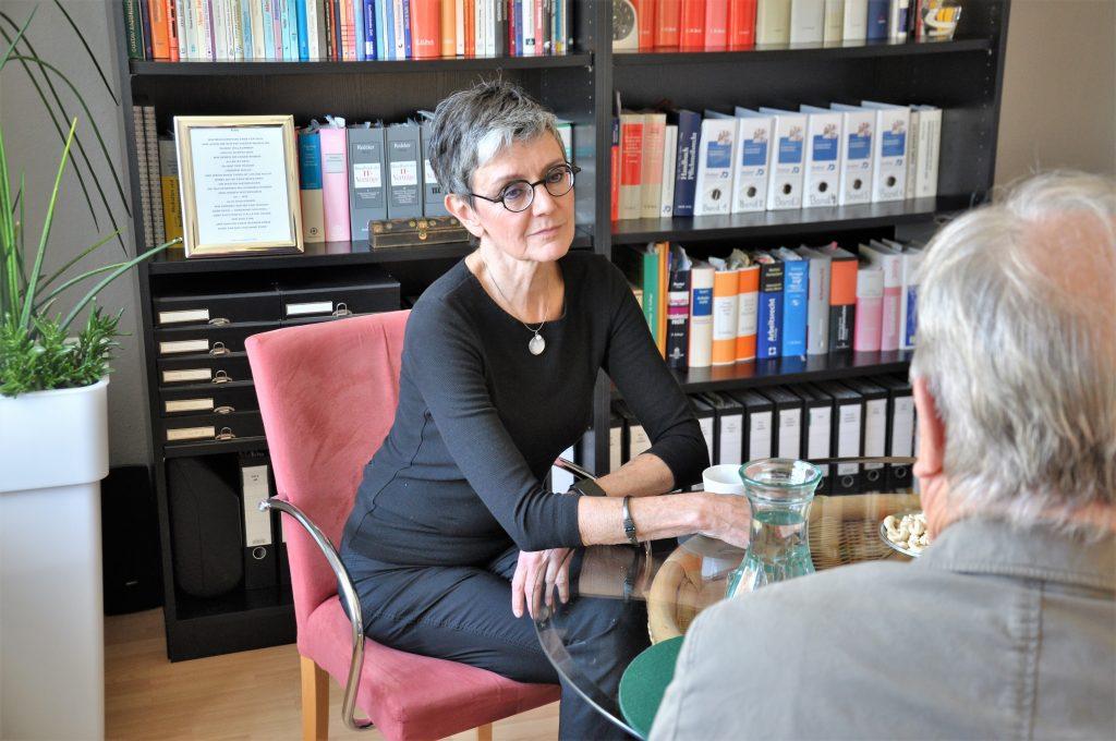 Anwältin Wagensonner Rechtsanwaltskanzlei Egger-Büssing