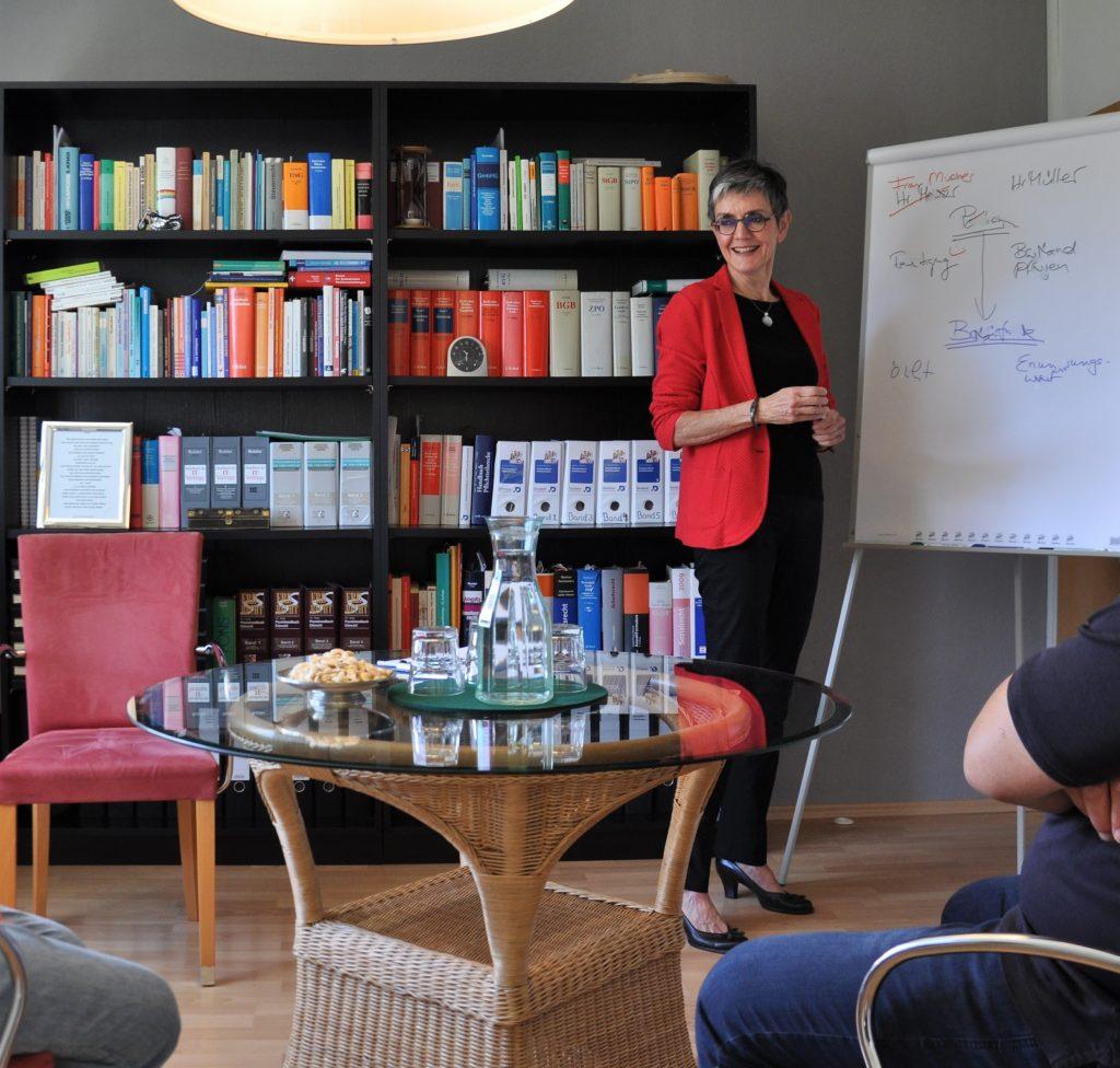 Mediation Mediatorin Laufenburg Anke Wagensonner